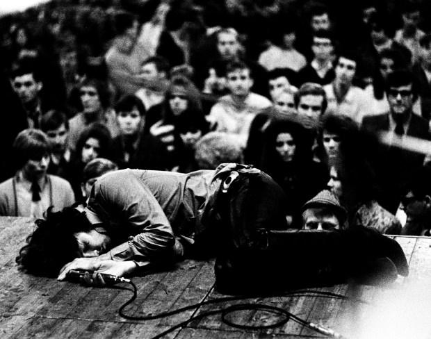 Photo of Jim Morrison